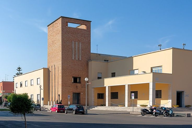27 best images about architecture case del fascio on for Casa moderna ravenna