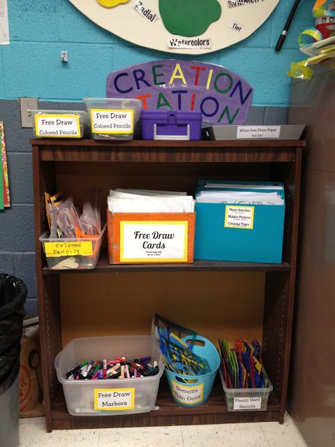 For creation station