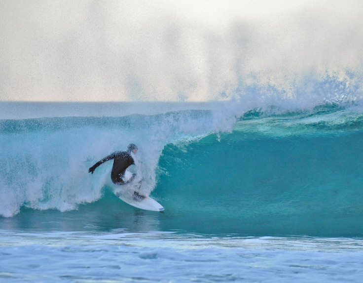 Surfing at Unstad - Inge Mauseth's Photos