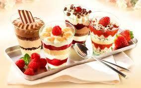 Image result for ice cream desserts
