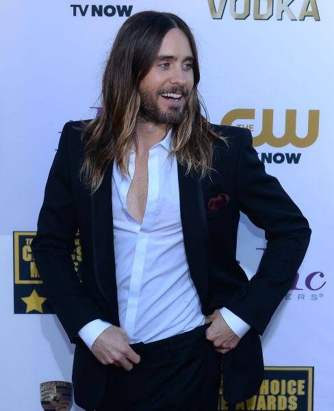 Jared Leto - 2014 Critics' Choice Movie Awards