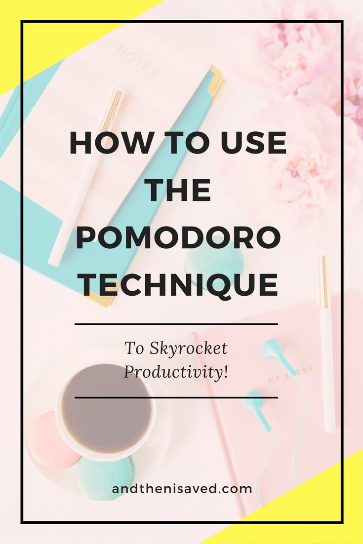 How to use the pomodoro technique also known as batching to get things done and skyrocket productivity.