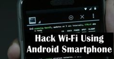 You CanHack Wi-Fi Network and Crack Wi-Fi Password Using Your AndroidSmartphone If you are a security researcher or hacker, you must have used Kali Linux