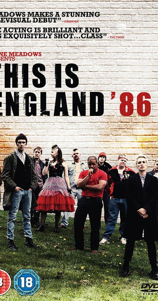 With Andrew Ellis, Andrew Shim, Chanel Cresswell, Danielle Watson. This Is England '86 is a 2010 British drama miniseries written by Shane Meadows and Jack Thorne. A spin-off from the 2006 film This Is England, and set three years later, it focuses on the mod revival scene rather than the skinhead subculture. Like the film, This Is England '86 stars Thomas Turgoose as Shaun, although Lol (Vicky McClure) and Woody (Joe Gilgun) play even more central roles. The ...