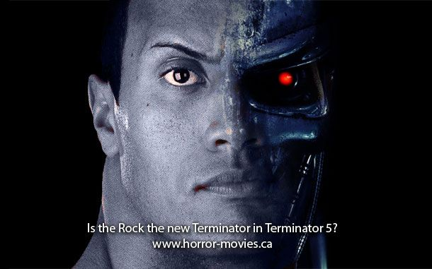 Terminator Genesis Begins Filming. Is The Rock Joining Them?