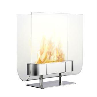 Iittalan upea Fireplace on kaunis sisustustakka, jonka on suunnitellut Ilkka Suppanen. Fireplace on suunniteltu käytettäväksi sisätiloissa. Siinä on yksinkertaisen tyylikäs muotoilu ja se toimii etanolilla. Fireplace antaa lämmintä ja kodikasta tunnelmaa. //