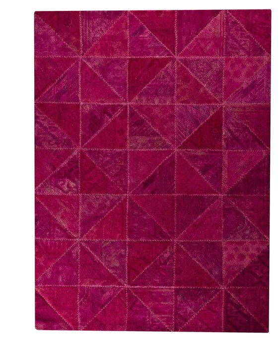 Tile Viviana Pink Area Rug