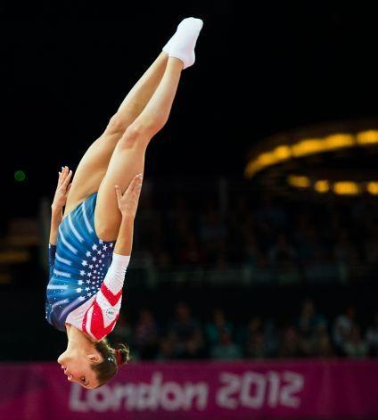 Savannah Vinsant Olympic Trampoline