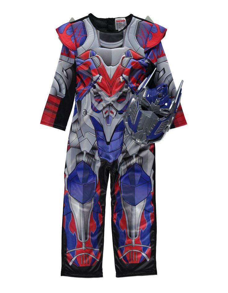 Transformers Optimus Prime Fancy Dress Costume   Boys   George at ASDA