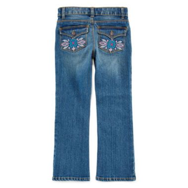Arizona Embroidered Jeans  Toddler Girls 2t5t Found At
