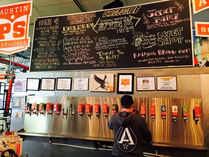 The Essential Guide to Top AustinArea Brewery Tours and