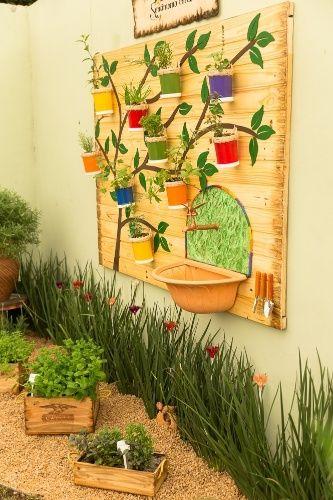 Mostra de Paisagismo da Expoflora tem dicas de como compor o jardim; veja - Casa e Decoração - UOL Mulher