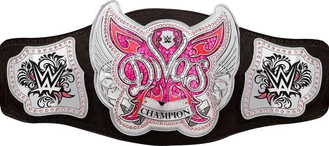 WWE Divas Championship Title
