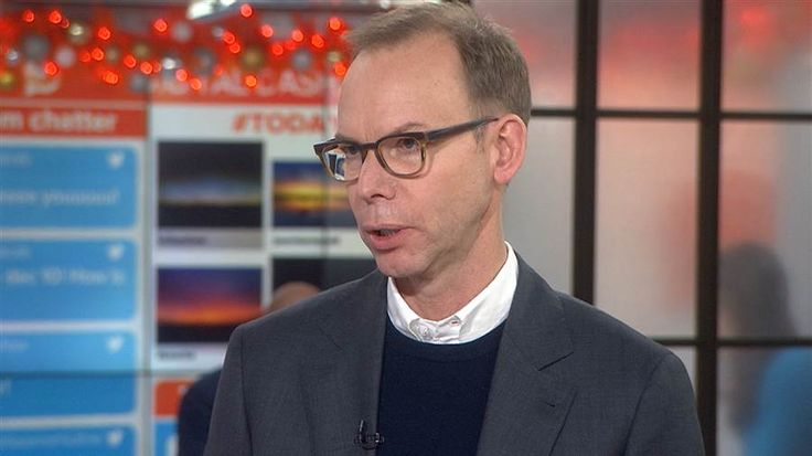 Chipotle CEO Steve Ells after health scares: 'This will be the safest place to eat' - TODAY.com