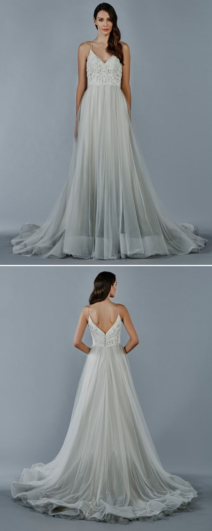 1264 best Vintage Wedding Dresses images on Pinterest | Applique ...