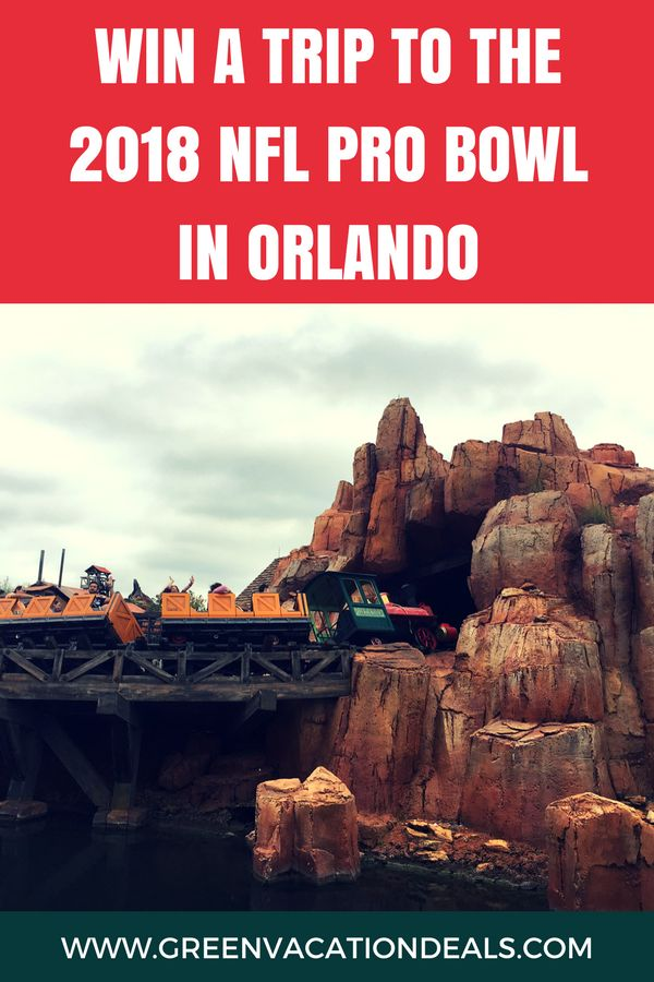 Win a free trip to Disney World & the Pro Bowl in Orlando! Find out how you can enter the Radio-Disney – Touchdown to the NFL Pro Bowl Sweepstakes so that you can win a trip to Orlando including Disney World tickets, a hotel stay in a Walt Disney World resort, and tickets to the NFL Pro Bowl! #ProBowl #NFL #Orlando #DisneyWorld