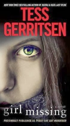 (17)Girl Missing by Tess Gerritsen | Charlotte's Web of Books