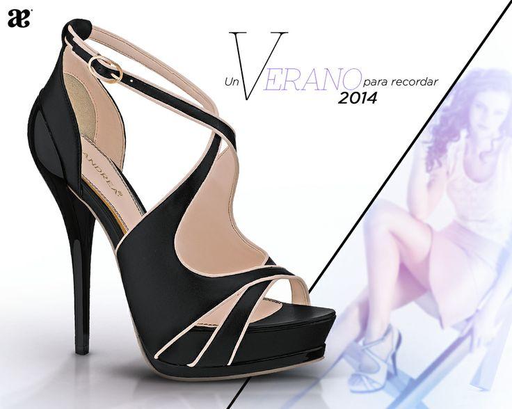 #zapatillas #negras para cualquier ocasión ¿Las quieres? Son de #Andrea