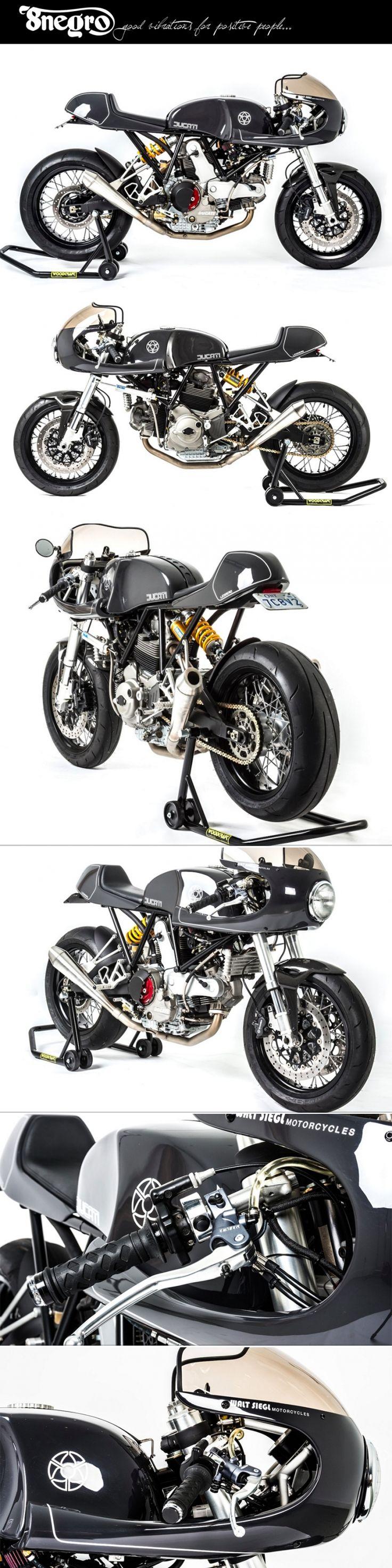 Ducati Leggero:: Walt Siegl Motorcycles.  8negro