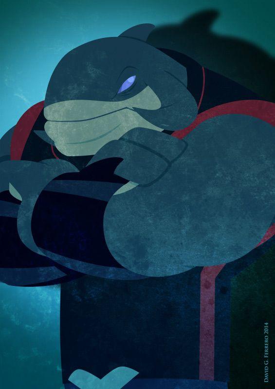 Captain Gantu - Lilo and Stitch