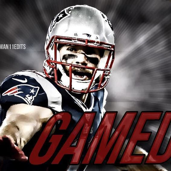 ITS GAME DAY!!!! Get ready to destroy the 49ers also hoping to see jules absolutely ball today  -  #patsnation #patriots #gameday #edelman #je11 @edelman11