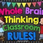 Happy back-to-school decorating! Get your students' attention with these whole brain teaching rules posters!  If you like this product and the bla...