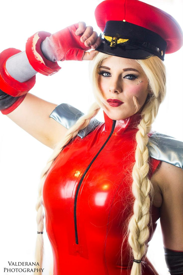 88 best Bison Cammy (#Rule63) - Street Fighter Cosplay ...