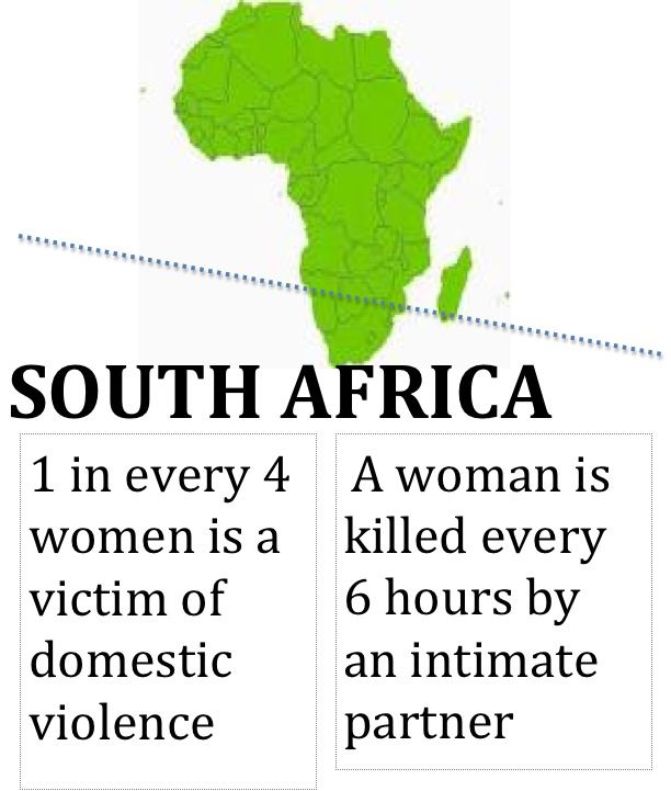 essays on violence against women in south africa Violence against women in africa: a situational analysis   south africa sudan   violence against women as a.