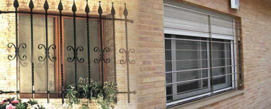 17 mejores ideas sobre rejas para ventana en pinterest - Rejas exteriores ...