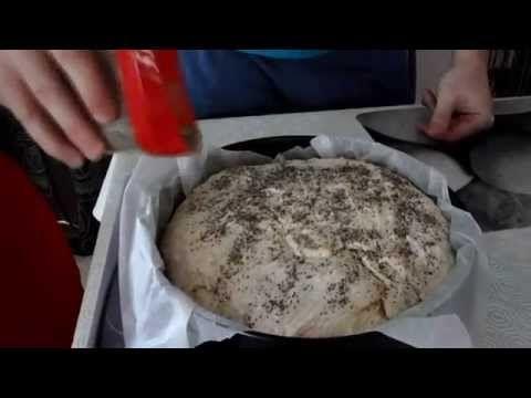 Σπιτικό ψωμί - YouTube