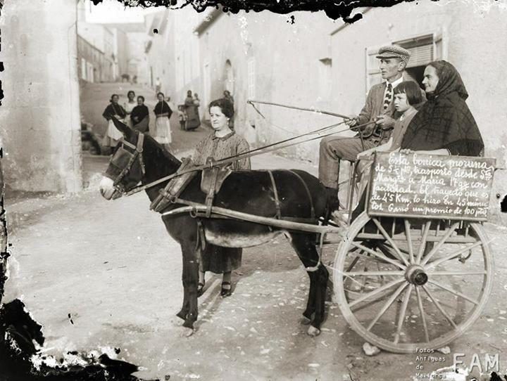 17 best images about fotos antiguas de mallorca on - Transporte islas baleares ...