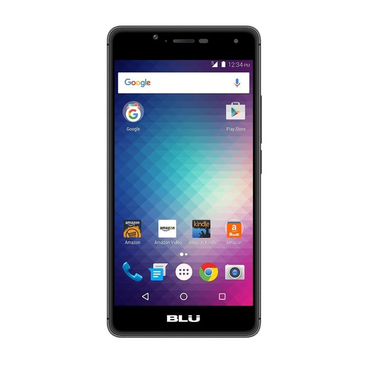 BLU R1 HD R0030UU Smartphone - 16 GB -Unlocked(Black) Android 6.0 Marshmallow #blu