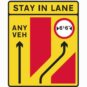 Advisory and Mandatory Speed Limit Signs – Driving Test Tips