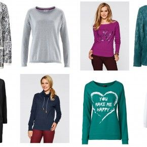 Damen Mix Paket Pullover Strickjacke Sweatshirt Posten Neu