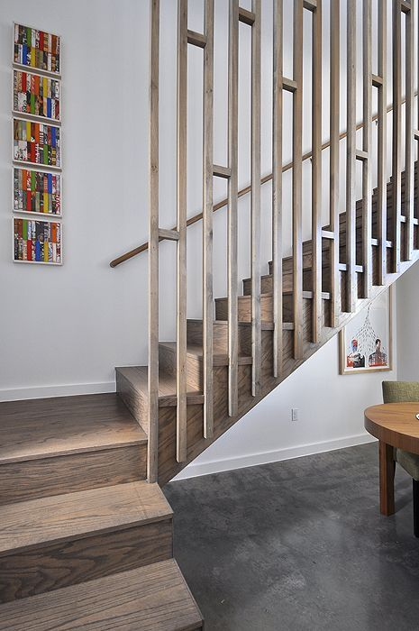 Best 8 Best Yellow Pine Stair Railing Images On Pinterest 400 x 300