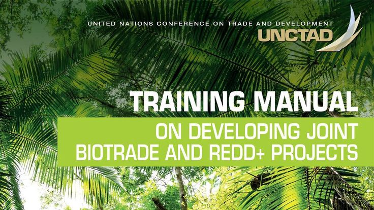 Training Manual on Developing Joint BioTrade and REDD+ Projects. Biodiversity is the source of many products and services utilised by society and its sustainable use is thus fundamental for long·term sustainable development. Natural resources are located mainly in rural areas, where over 70 per cent of the world's poor live and directly depend on these resources to cover 90 per cent of their needs in terms of food, fuel, medicine, shelter and transportation.