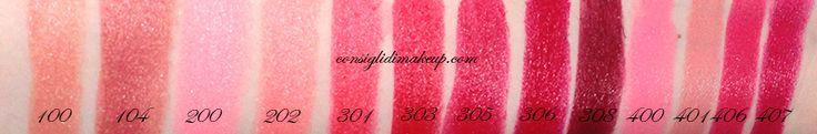 I'M Rossetto Colore Puro - Pupa Milano [Swatches & Prime Impressioni] - Consigli di Makeup