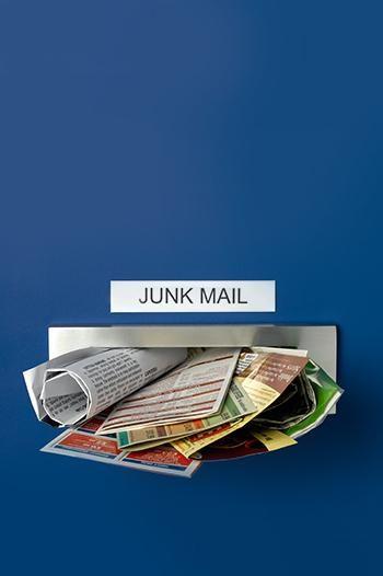 Exploring junk mail