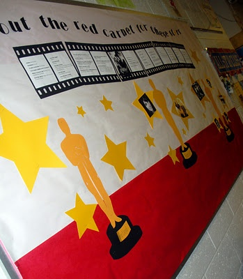 Creative Mommas: March PTO Teacher Spotlight Bulletin Board