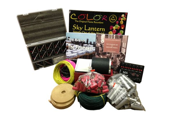 Buy fireworks online - cannon fuse, smoke balls, smoke bombs, ball mills, visco fuse, sky lanterns