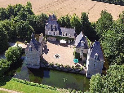 7 best Chataux images on Pinterest Normandie, Normandy and Castles