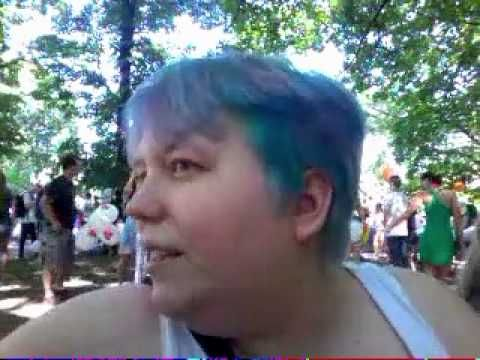 Parada Równości 2015 - 13.06. - Our #Vlog from #Pride https://www.youtube.com/watch?v=XzYChZGbu6k #lgbt #lesbian #lesbians #lesbiancouple #gay #colorfulhair See the video description to find out where to buy #Fat #Hairy #Lesbian merchandise and #Rainbow Blebs merchandise.