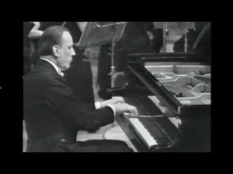 Arturo Benedetti Michelangeli suona Beethoven Concerto op. 73. dir. Jan ...