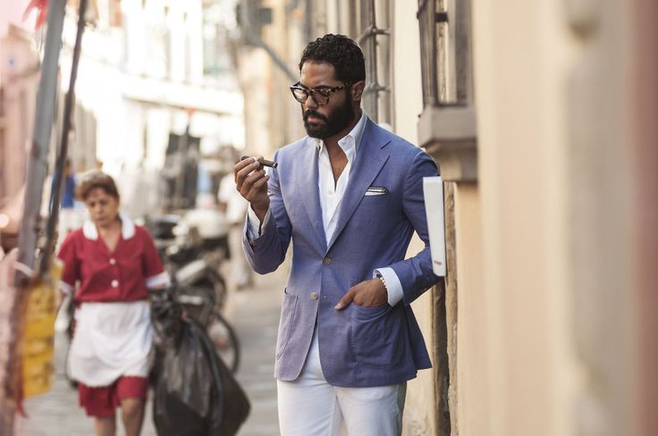 Angel Ramos, Founder of Angel Bespoke in Florence, Italy