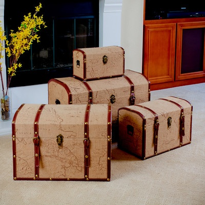 Stacking trunks