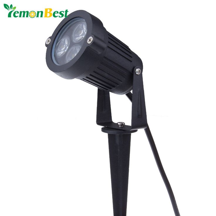 85-265V Mini Style LED Lawn Lamps 9W Garden Outdoor Lighting Waterproof IP65 Flood Spot Light Bulbs -  Item Type: Lawn Lamps  Style: Contemporary  Model Number: LED lawn light  Certification: CE,RoHS,CCC  Protection Level: IP65  Body Material: Aluminum  Power Source: AC  Brand Name: LemonBest  Usage: Holiday  Features: Outdoor Lighting  Light Source: LED Bulbs  Base Type: Wedge  Is Bulbs Included: Yes  Is Dimmable: No  Warranty: 3 Years  Voltage: 85-265V  Wattage: 9W -   Related: 85-265V…
