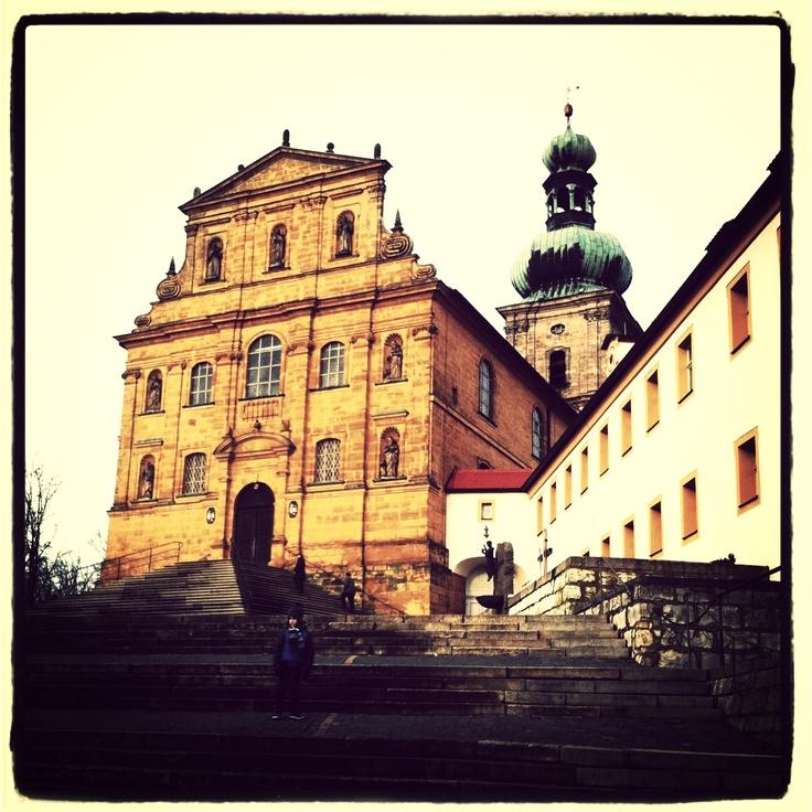 Church of Maria-Hilfe in Amberg, Germany