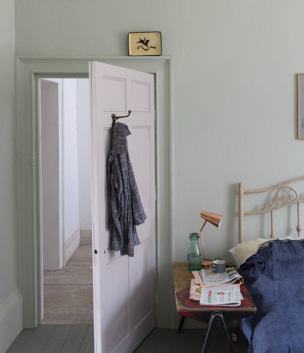 Farrow & Ball, Cromarty No. 285: This tinted neutral mimics the look of mist from the sea, offering a soothing blanket of softness to any space.