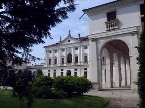 Ca' Marcello, #Villa #Veneta privata, e cenni sulla vita del famoso compositore #Benedetto #Marcello