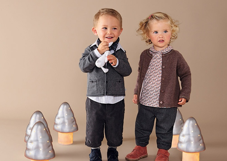 How lovely!  Outfits by retailer Cyrillus Paris - claradeparis.com ♥ these looks